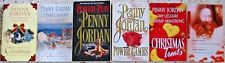 6 PENNY JORDAN ROMANCE BOOKS NO DOUBLES FREE SHIPPING