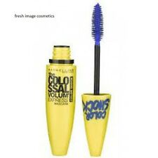 MAYBELLINE VOLUM EXPRESS COLOR SHOCK MASCARA ELECTRIC BLUE NEW CARDED