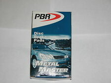 Premium Semi Metalic Brake Pads.Beretta,Cavalier,Corsica,Skylark,Sunbird D9289RM