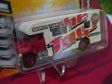 WORLD TOUR THE TOYS Back Opens MOTOR HOME 7 of 10 MBX Highway 2012 New SEALED