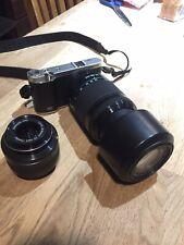 fotocamera digitale mirrorless Samsung Nx 3000 Completa Di Obiett. Da 50 e 200mm