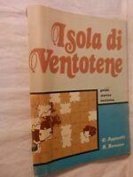 ISOLA DI VENTOTENE Guida storico turistica G Appicelli R Romano Edizioni CEP per