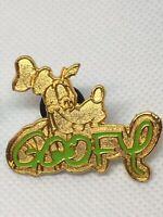 Disney Trading Pin - Goofy - Character Signatures