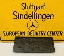 Mercedes-Benz W114 Dashboard Speaker Cover Black 250 , 250C , 280 , 280C , 300D