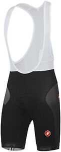 CASTELLI SIDI PECK CYCLING BIB SHORTS - SMALL