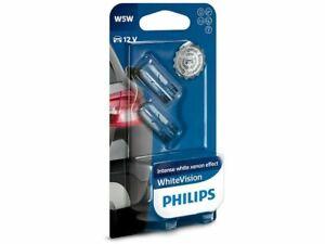 For 2007-2012 Mercedes GL450 Parking Light Bulb Front Philips 37793DP 2008 2009
