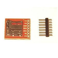 Micro SD Reader on breakout board - Level Shifting 3.0V to 5.0V  For Arduino