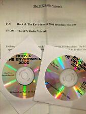 RADIO SHOW: 4/20/00 ROCK & ENVIRONMENT: DAVID BOWIE, ROGER WATERS, JON ANDERSON