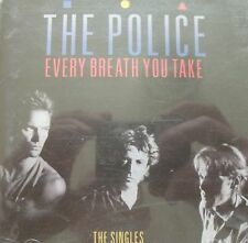 THE POLICE - Every Breath You Take - The Singles (CD) FREE UK P+P ..............