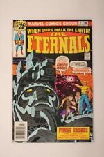 The Eternals # 1 - NEAR MINT 9.6 NM - Origin & 1st app Eternals! MARVEL Comics