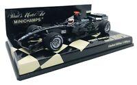 Minichamps 1/43 Honda RA106 Testing 2006  Black Livery 2006 R.Barrichello