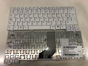 Qwerty Keyboard Spanish LG X120 X130 P100 UL1 MP-08J76E0-920 AEUL1P00010 White