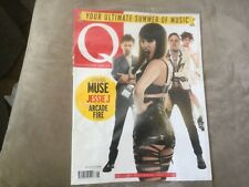 Q  Magazine No 301 August 2011 MUSE - JESSIE J- Exclusive Subscribers Only Cover