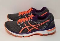 ASICS Gel Excite 4 Running (T6E8N) Shoes, Women's Size 8, Gray Coral EUC