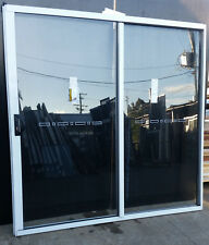 Sliding Door - 2100h x 2110w Brand New w/ Clear Glass - Various Colours