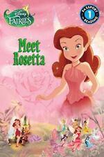 Disney Fairies: Meet Rosetta: By Sisler, Celeste
