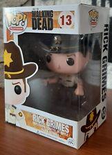 Rick Grimes - The Walking Dead - Funko Pop - Neuf