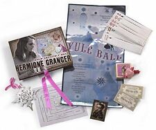 Harry Potter Hermione Granger Film Artefact Box Noble Collection Official New