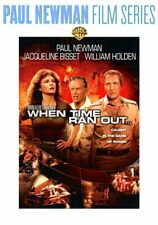 WHEN TIME RAN OUT DVD Paul Newman MOVIE FILM BRAND NEW UK PAL COMPATIBLE R2