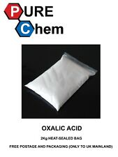 OXALIC ACID 2KG Hull Deck GRP Cleaner & Rust Remover PURE CHEM