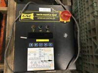 GSE Tech-Motive 48D200-01001 Controller 120V 49-4100-02C4 Servo #145DKA50PR2
