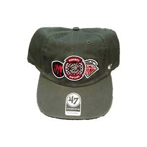 NWT NEW Toronto Raptors Diamond Supply '47 Adjustable Hat Cap