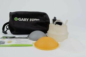 Gary Fong Flash Modifying Kit (White / Gray / Amber) + Carry Bag #MAP-USEDRC