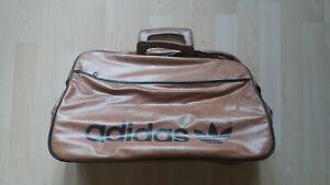 Adidas Tasche Oldschool Retro Vintage 70er Made in Jugoslavia WM 74 Weekender