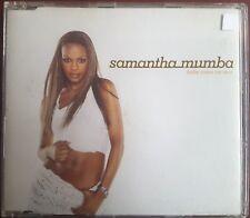 Samantha Mumba, Baby Come On Over - cd single