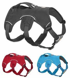 Ruffwear Web Master Dog Harness - Strong, Comfortable, Adjustable