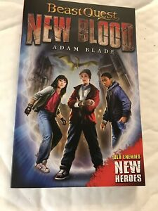 Beast Quest: New Blood: Book 1 by Blade  New