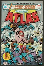 1st Issue Special #1 (Apr 1975, DC) Kirby [Atlas (1st appearance, origin)] FN/VF