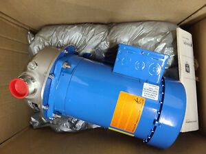 """NEW Goulds 2MS1G7D4 Stainless Pump 2HP 3PH 1.5"""" NPT IN 1.25NPT Out"""
