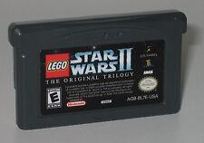 Nintendo GBA LEGO Star Wars Original Trilogy USED Cartridge Only Works/Saves