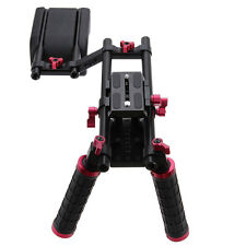 CAMVATE Pro DSLR Shoulder Pad Mount Support Rig Kit Z-Shape Handgrip for Camera