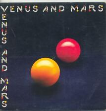 "WINGS (PAUL MCCARTNEY) - VENUS AND MARS - 12"" LP (ITALY, POSTERS, STICKERS)"