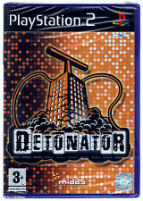 PS2 Detonator (2004), UK Pal, New & Sony Factory Sealed