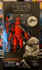 Star Wars The Black Series Captain Cardinal Exclusive Galaxy's Edge MIB