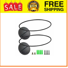 2 Pack Sports Ball Holders Wall Mount Display Rack for Basketball Volleyball Rug