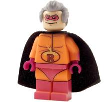 **NEW** LEGO Custom Printed - REFLUX THE INCREDIBLES - Pixar Movie Minifigure