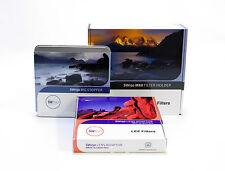 Lee Filters SW150 titular Mkii + Tapón Grande + Nikon 14-24mm Anillo. a estrenar,