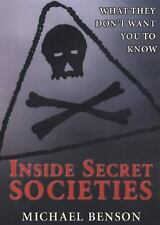 Inside Secret Societies: What They Don't Want You to Know-ExLibrary