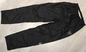 CASTELLI BREATHE - waterproof rain MEN'S OVER PANTS TIGHTS - size L