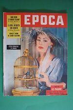EPOCA 1953 LIA AMANDA GARY COOPER ACCADEMIA AEREONAUTICA DI NISIDA ZSA ZSA GABOR
