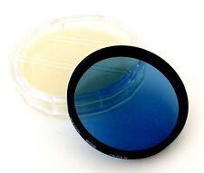 Hoya 52mm Blue (80B) Filter