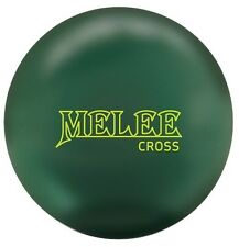 BRUNSWICK MELEE CROSS  BOWLING  ball  16 lb.    1st quality