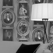 Holden décor cerf Cadres rustiques cadres photos synthétique étagère Floral Papier Peint 90730