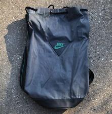Vintage Nike Grey Tag Bag Backpack