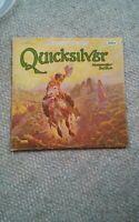 033 Vinyl Record 33LP Album HAPPY TRAILS QUICKSILVER MESSENGER SERVICE