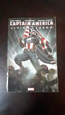 Captain America Living Legend Comic Book #1-4